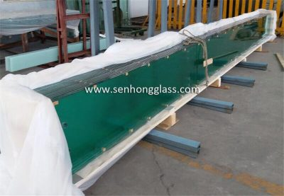 China 19mm toughened glass packing 1