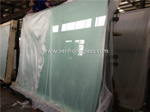 Senhong Glass China Clear Laminated Glass Manufacturer 4