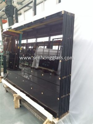 6.38mm grey laminated glass price china supplier