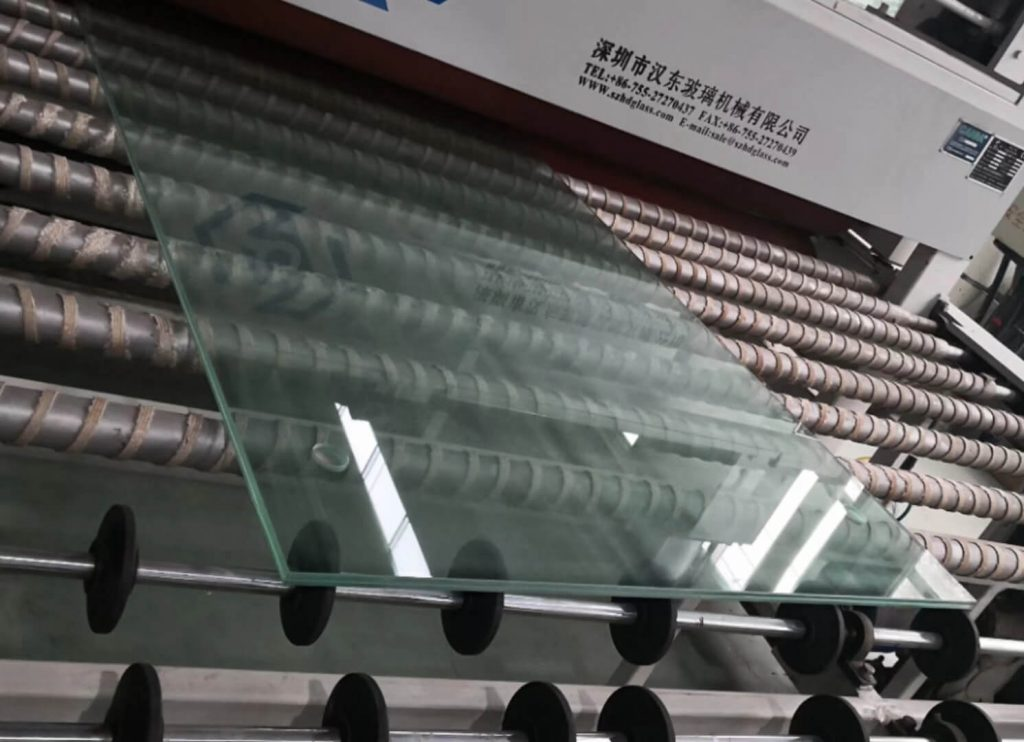 China produce laminated glass manufacturer, tinted laminated glass