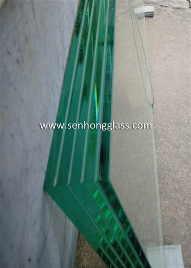 china Multi-layer SGP Laminated HST Glass