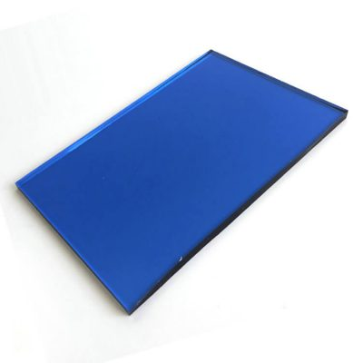 China Blue Tinted Float Glass