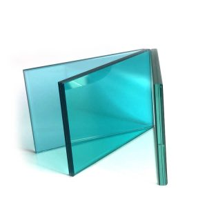 blue laminated glass china manufacturer