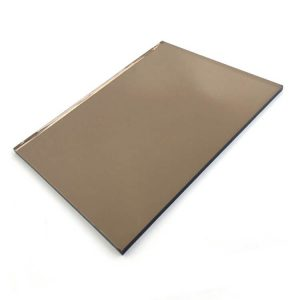 China bronze tinted float glass 1