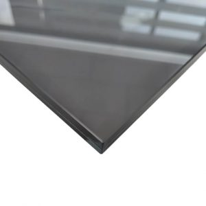 China grey laminated glass supplier