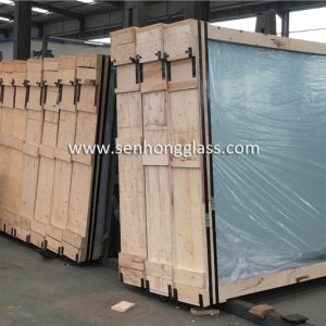china laminated glass packing