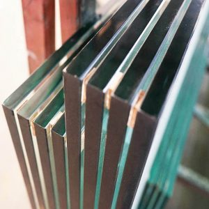china tempered-glass manufacturer polished edge senhong