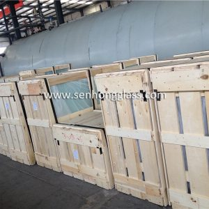 china tempered-laminated-glass-supplier senhong