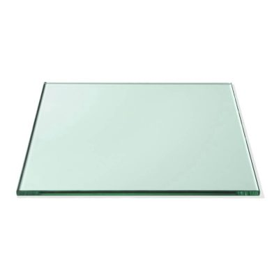 china clear float glass price