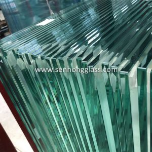 clear tempered glass manufacturer china Senhong Glass