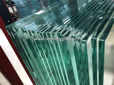 clear tempered glass manufacturer china Senhong Glass