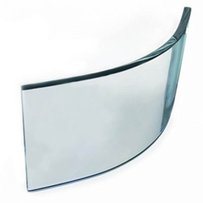 China curved tempered glass 21