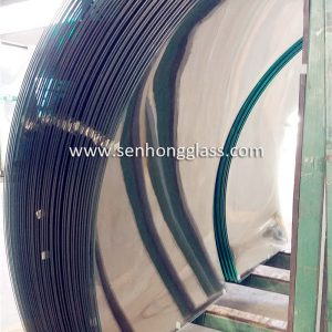 curved tempered laminated glass china manufacturer