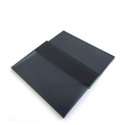 china dark grey float glass price 3