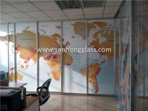Senhong Glass China Digital Printing Glass Manufacturer 4