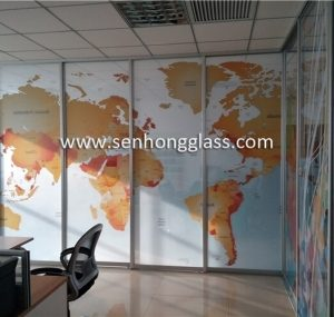 Senhong Glass China Digital Printing Glass Manufacturer 4