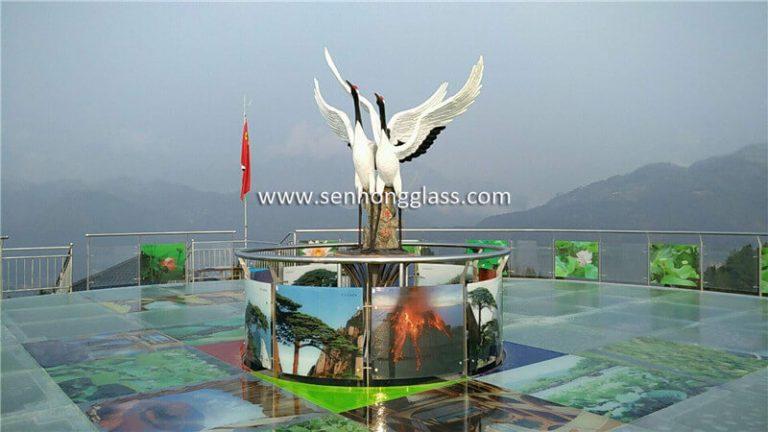 Senhong Glass China Digital Printing Glass Manufacturer 2