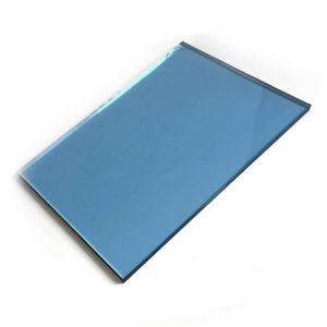 china ford blue tinted float glass 2