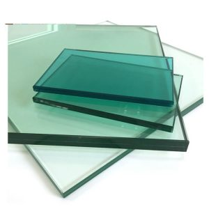 China green laminated glass price supplier