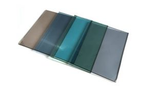 China grey laminated glass factory price