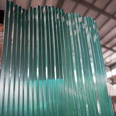 china jumbo tempered laminated glass