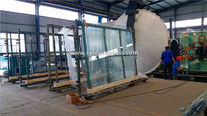 Senhong Glass China Laminated Glass Factory 2