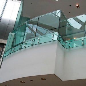 senhong glass china glass railing manufacturer