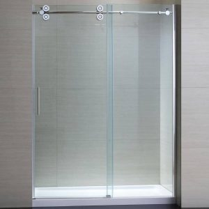 senhong glass china tempered glass shower door manufacturer