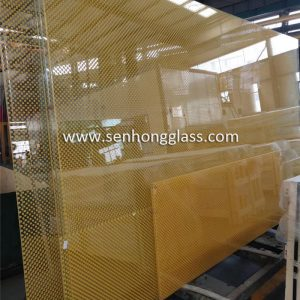 silk screen glass china