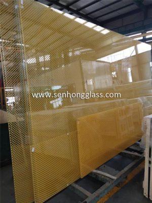 silk screen glass china
