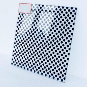 Senhong Glass China Silk Screen Printing Glass Manufacturer 6