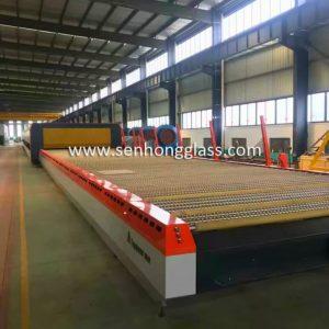 tempering-furnace-senhong glass china tempered glass manufacturer
