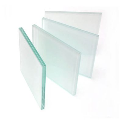 China white laminated glass factory price