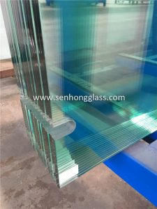10mm tempered glass cut out