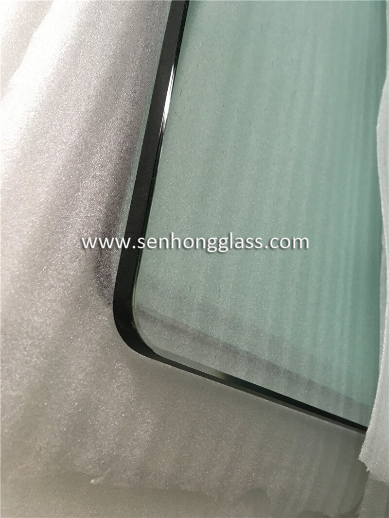 10mm tempered glass polished edge 4