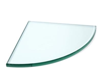 tempered glass corner shelves senhong glass 2