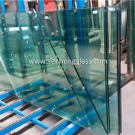 tempered glass with irregular shape