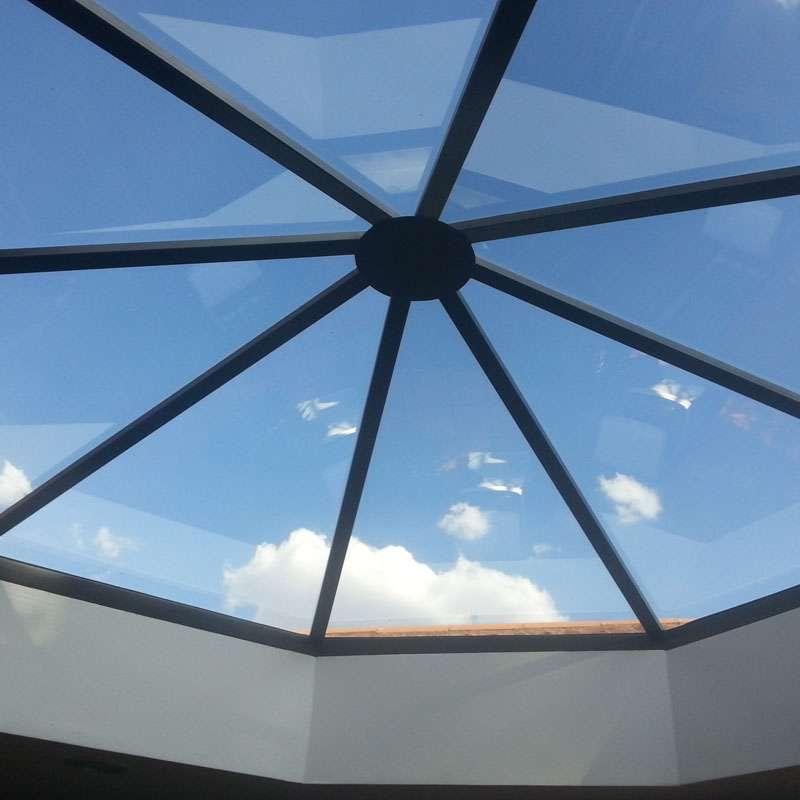 glass skylight senhong glass china manufacturer