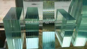 low iron tempered laminated glass Senhong Glass Manufacturer