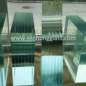 low iron tempered laminated glass Senhong Glass Manufacturer