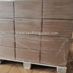small tempered glass packing