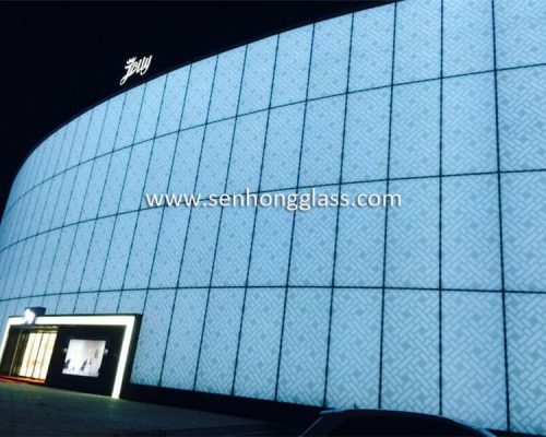 Senhong Glass China Digital Printing Glass Manufacturer 5