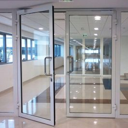 senhong glass china tempered glass door manufacturer